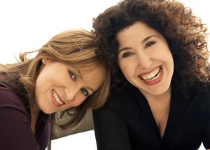 The Marcy and Zina Show at Signature Theatre