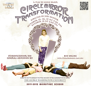 Circle Mirror Transformation at George Washington University