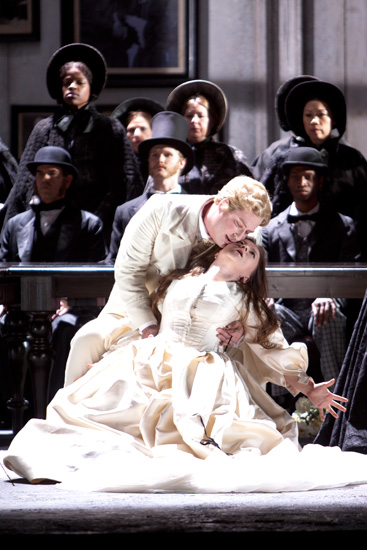Lucia di Lammermoor at Washington National Opera (Second Cast)