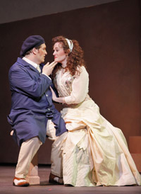 Amelia al Ballo and Il Tabarro at The University of Maryland School of Music Maryland Opera Studio