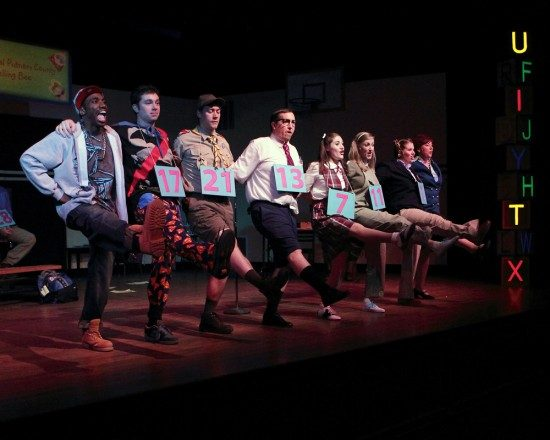 The 25th Annual Putnam County Spelling Bee at The Little Theatre of Alexandria