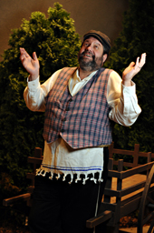 Fiddler on the Roof at Riverside Center Dinner Theater