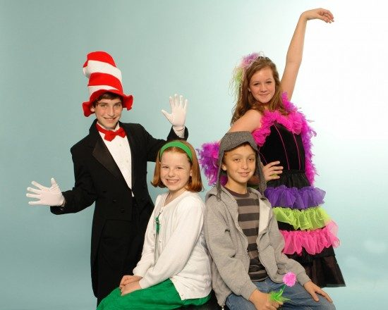 Seussical, JR. at Musical Theater Center