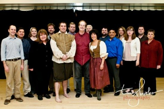 Man of La Mancha at McLean Community Players