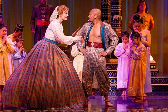 Shall We Chat? Rachel York on Playing Anna in The King and I at Walnut Street Theatre