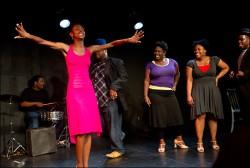 Theatre Kibbitz: Zurin Villanueva on playing Josephine Baker in 'Josephine Tonight' at MetroStage