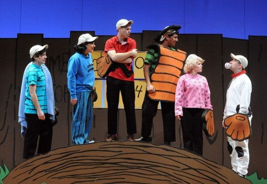You're a Good Man, Charlie Brown at Olney Theatre Center