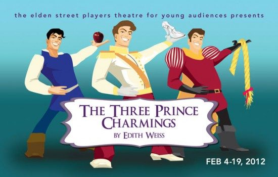 The Three Prince Charmings at The Elden Street Players