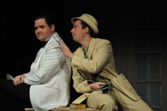 Dirty Rotten Scoundrels at Damascus Theatre Company