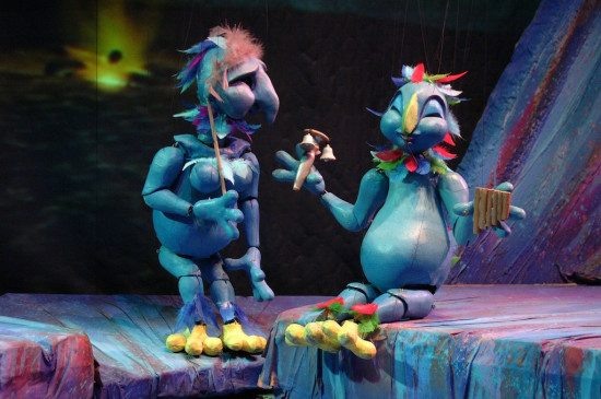Mozart's The Magic Flute at The Puppet Co