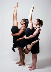 """(The Censoring of) Approximate Location.""  Photo courtesy of darlingdance company."