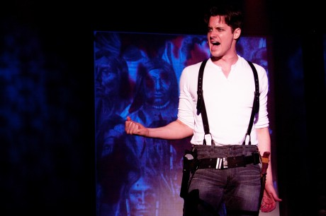Cabaret Review: 'What I See' with Natascia Diaz at Signature Theatre