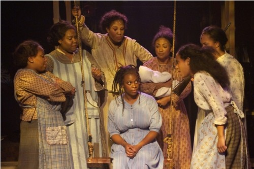 theatre review the color purple at toby s dinner