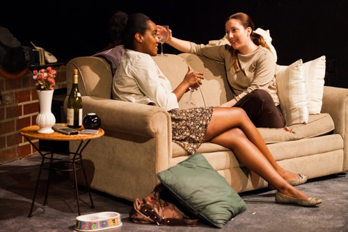 Theatre Review: 'Bengal Tiger at the Baghdad Zoo' at Round House Theatre
