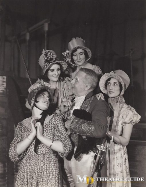 Theatre Scrapbook: Play-Arts Guild's 'H.M.S. Pinafore' at MD Theatre from 1930