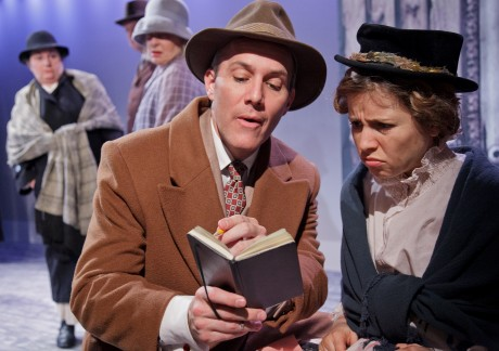 Theater Review: 'Pygmalion' at Washington Stage Guild