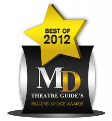 Ford's Theatre: WINNER of Best Theatre Company!