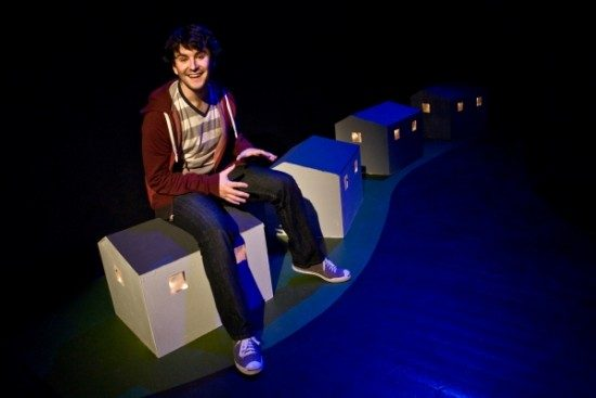 Theatre Review: 'The Pajama Men: In the Middle of No One' at Woolly Mammoth