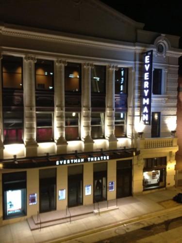 The new Everyman Theatre.  Photo courtesy of Everyman Theatre.
