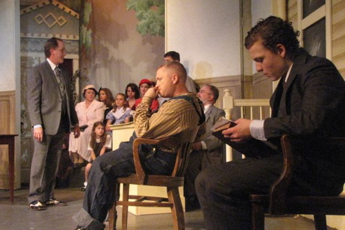 Theatre Review:  'To Kill A Mockingbird' at Fauquier Community Theatre