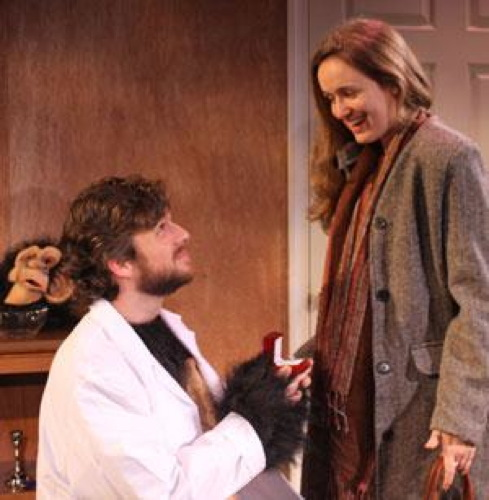 Theatre Review:  'Can I Really Date a Guy Who Wears a Yarmulke?' at JCCNV