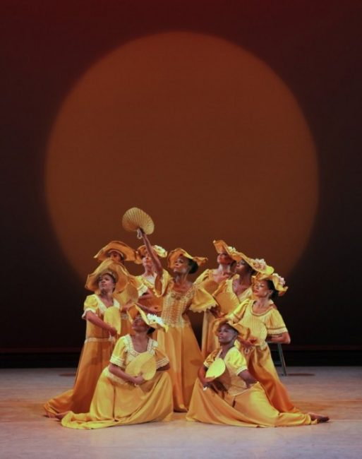 Dance Review: Alvin Ailey American Dance Theater at the Kennedy Center