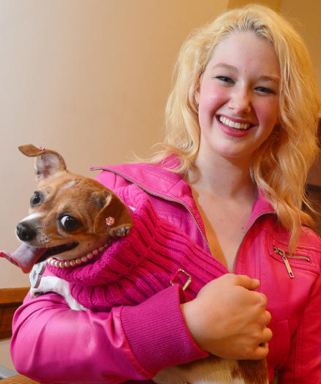 Theatre Review: 'Legally Blonde: The Musical' by Barbara Ingram School for the Arts at Maryland Theatre