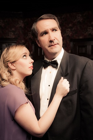 Theatre review private lives at vagabond players for J pickford bathrooms