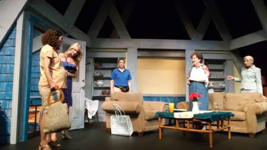 Theatre Review:  'Dixie Swim Club' at Cumberland Theatre