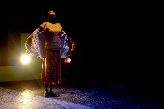 Theatre Review: 'Caught in the Net' at the Little Theater of Alexandria