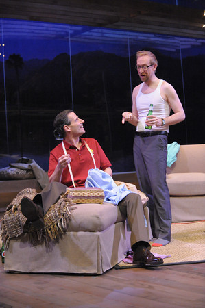 Trevor by Paul Morella and Nick by James Konicek. Photo by Stan Barouh.