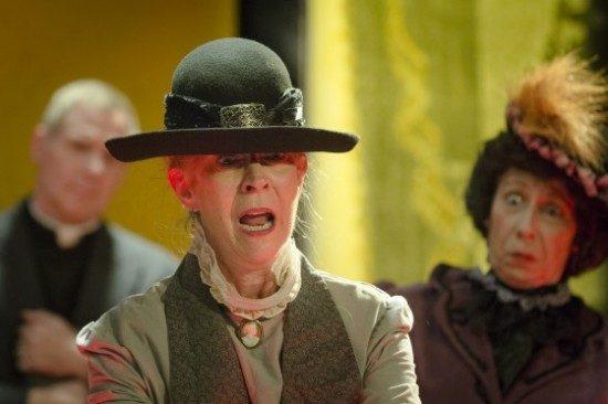 Nancy Bloom In Earnest Maryland Theatre Guide