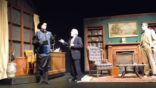 Theatre Review: 'Witness for the Prosecution' at The Cumberland Theatre
