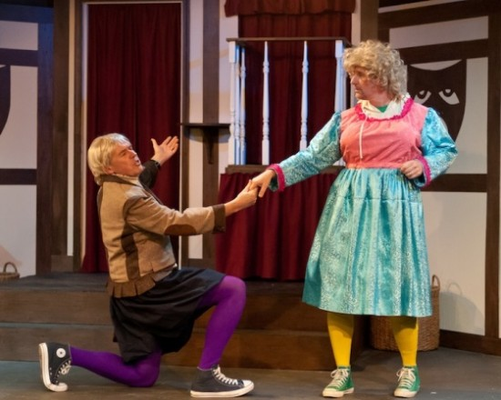 Theatre Review: 'The Complete Works of Shakespeare (Abridged)' at Silver Spring Stage