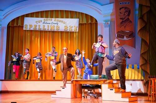 review of putnam county spelling bee For contestants in the 25th annual putnam county spelling bee being performed by the connecticut repertory theatre at the university of connecticut, more than just getting the right spelling of.