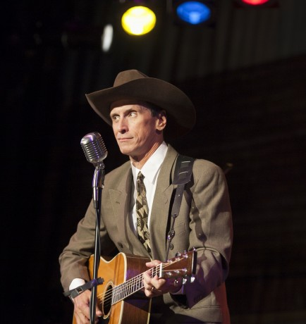 Theatre Review: 'Hank Williams: Lost Highway' at Infinity Theatre Company