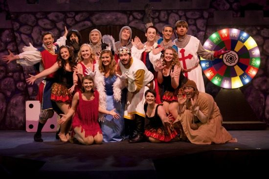 Theatre Review: 'Monty Python's Spamalot' at Annapolis Summer Garden Theatre
