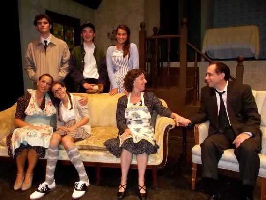 Theatre Review: 'Brighton Beach Memoirs' at Prince George's Little Theatre
