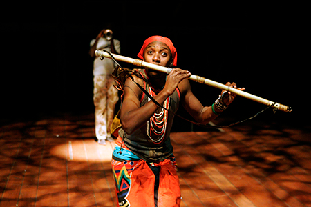 Theatre Review: 'The Magic Flute – Impempe Yomlingo' by Isango Ensemble at Shakespeare Theatre Company