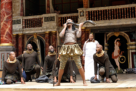 Theatre Review: 'Venus and Adonis' by Isango Ensemble at Shakespeare Theatre Company