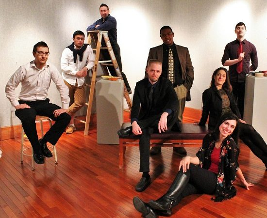 Theatre News: The Arts Collective at HCC Presents 'Eat the Runt'