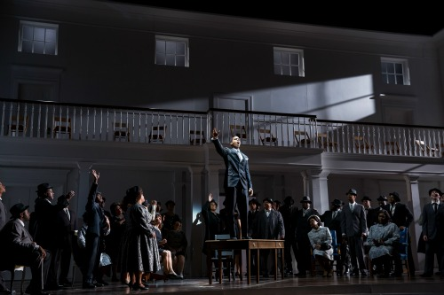 Cast of Appomattox. Photo byScott Suchman for WNO.