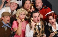 Theatre Review: 'Something's Afoot' at Vagabond Players Theatre