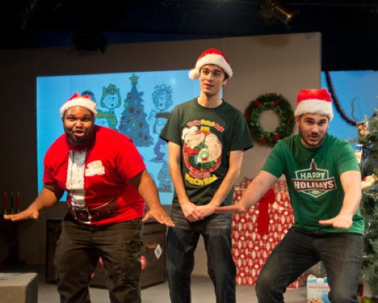 Theatre Review: 'Every Christmas Story Ever Told (and Then Some ...