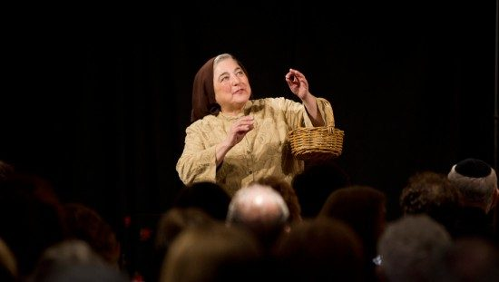 "Theatre News: Baltimore's Bessie Bluefeld, Founder of Bluefeld Catering, ""Tells Her Story"" at DC's Atlas INTERSECTIONS FESTIVAL 2016"