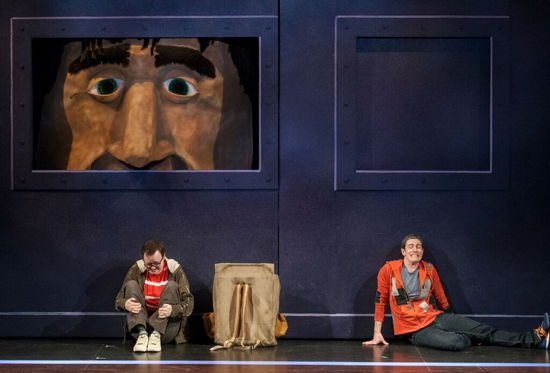 Theatre Review: 'JACK and Phil, Slayers of Giants - INC' at Imagination Stage