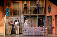 Theatre Review: 'Noises Off' at Silhouette Stages