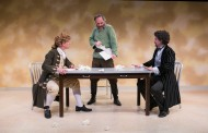 Theatre Review: 'The Gospel According to Thomas Jefferson, Charles Dickens and Count Leo Tolstoy: Discord' at Washington Stage Guild