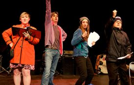 News: The 6th Annual Dramathon Benefiting the Theatre Lab School of the Dramatic Arts Send a Kid to Theatre Camp Campaign is this Friday Evening