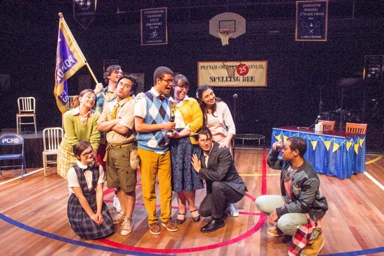 Theatre Review: 'The 25th Annual Putnam County Spelling Bee' at HCC Arts Collective